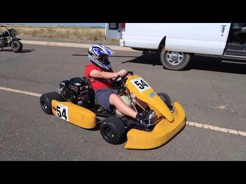 Smaller sprocket on go kart. Will it go faster?