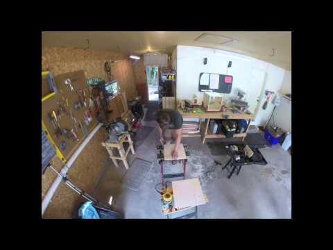 Barn Owl Box Build