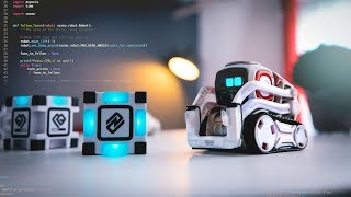 How To Program Cozmo using Code Lab