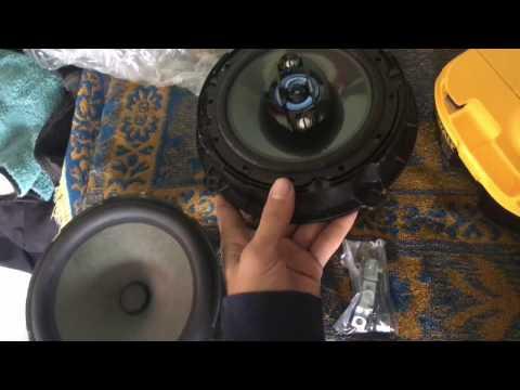 How To Replace Rear Door Speakers Hyundai Elantra