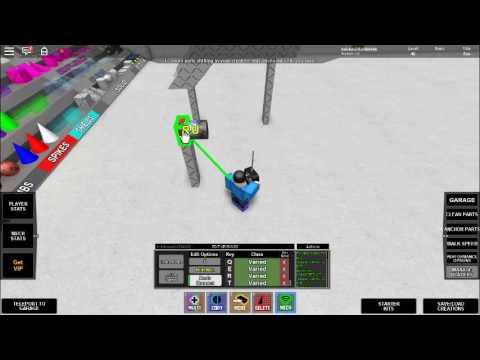 How to make a simple Roblox Bym Gun!