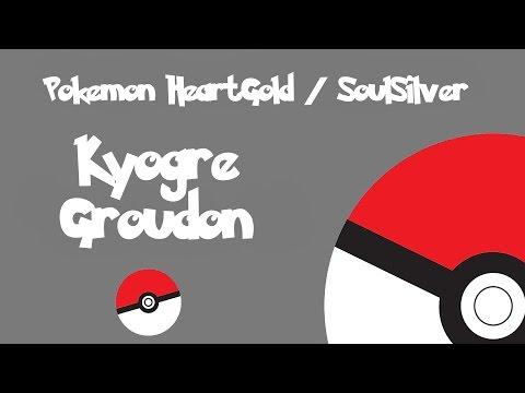 Pokémon HeartGold/SoulSilver - Capture de Kyogre/Groudon