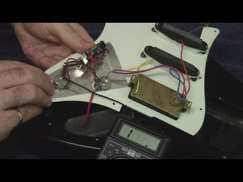 How to Troubleshoot & Repair an Electric Guitar