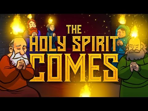 Acts 2 The Holy Spirit Comes Sunday School Lessons For Kids | Sharefaith.com