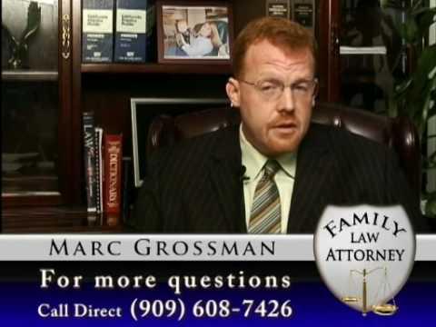 California Child Support | Marc Grossman