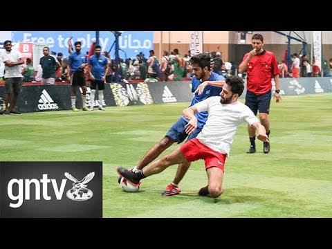 Dubai Sports World kicks off with a parade of academies