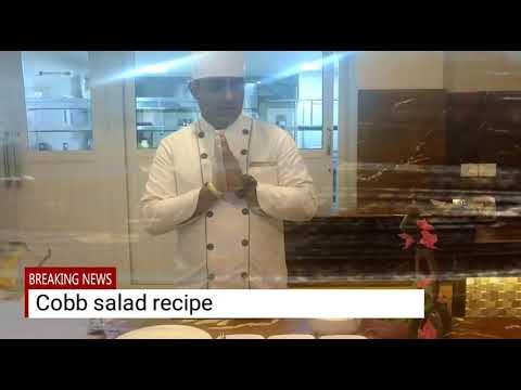 Chef special Cobb salad recipes