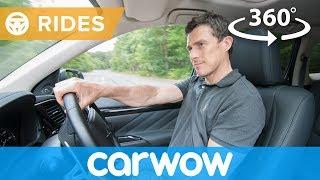 Mitsubishi Outlander PHEV 2018 360 degree test drive | Mat Watson Reviews