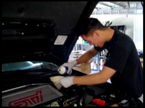 Change Brake Fluid - Subaru WRX STi