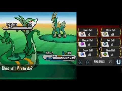 Let's Play Pokemon White 2 Part 69: Early Legendaries