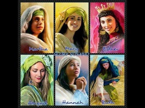 SONG 86 Faithful Women, Christian Sisters - ROMANS 16:29