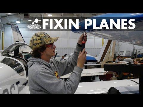 Learn to Become an Aircraft Mechanic - MTSU