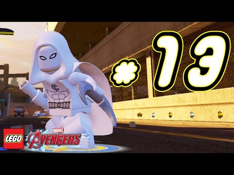 LEGO Marvel's Avengers ITA Avventura Mattoncini #13 - Moon Knight - PS4 Xbox One PC