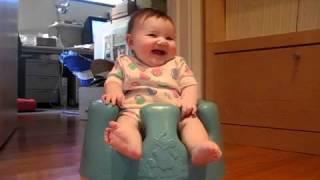 bebek gülmesi
