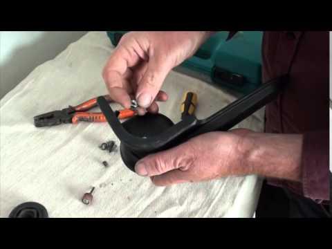 Lorraine Bowen | HOW TO  Replace wheels on Samsonite Case