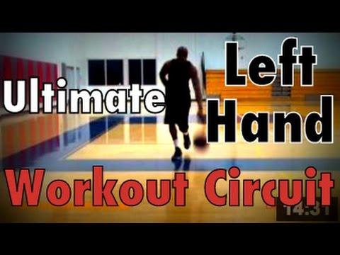 Ultimate Left Hand Daily Drill Series Full Workout   Basic/Advanced Weak Hand Program   Dre Baldwin