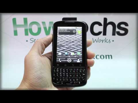 How to Change the Language on Motorola Droid Pro