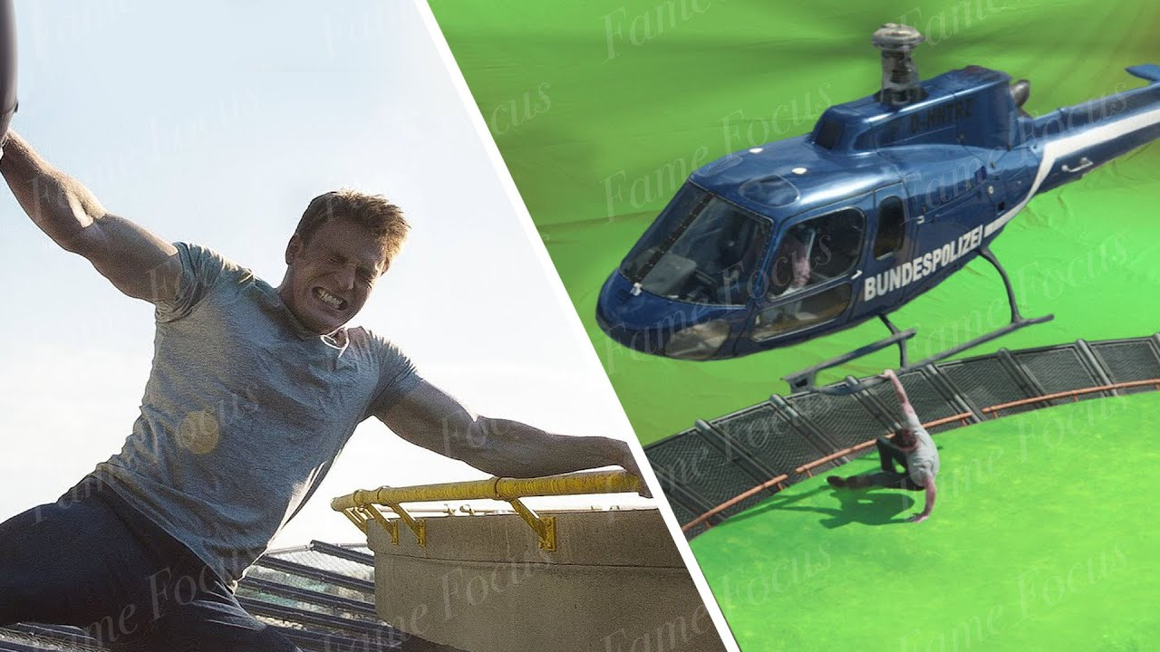 9 Times Actors Did it For REAL! No CGI