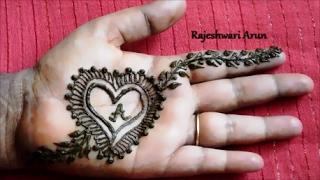 Valentines Day Special Mehndi Designs Videos Ytube Tv