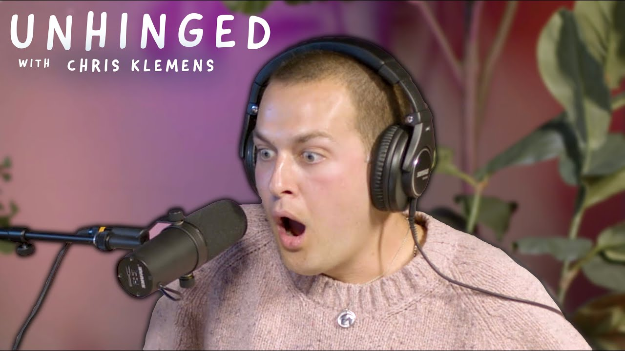 My First (and Possibly Last) Episode   Unhinged with Chris Klemens: Episode 1
