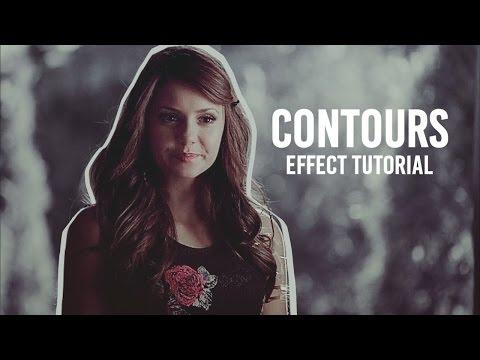 Contours Effect   Sony Vegas Tutorial #2
