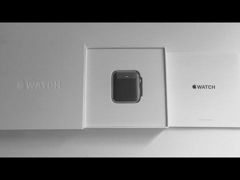 Apple Watch Series 2 Applecare replacement unboxing!
