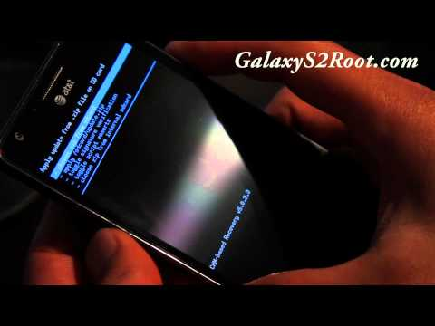 How to Install Kernel on Rooted Galaxy S2!