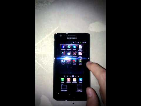 Samsung Galaxy S2-How to delete apps