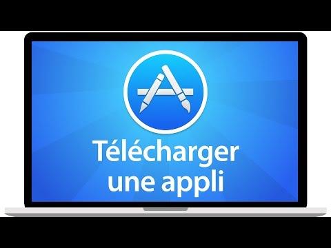Tutoriel Mac - Télécharger une application depuis l'AppStore