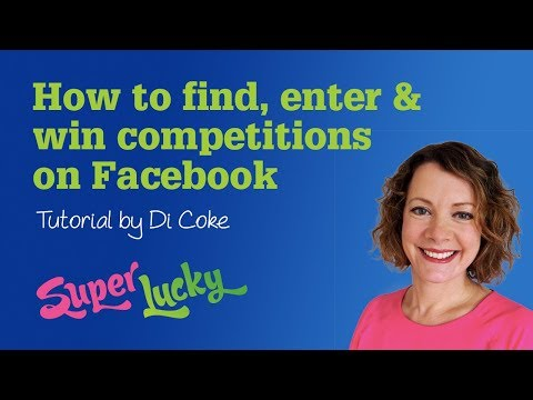 How to find, enter and win competitions on Facebook
