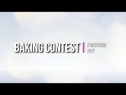 Swiss Roll Baking Contest / TOP 9 Contestants
