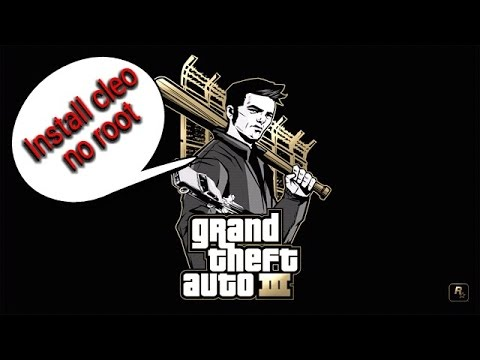 How to install cleo in GTA 3 no root . It works 100%