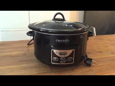 Review da panela slow cooker da crock pot- receita de costelinhas- katherinne Ribeiro