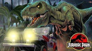 Download The Alternate Sequel to Jurassic Park - Jurassic Park InGen Video