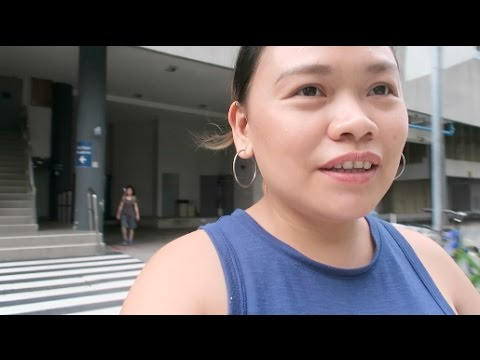 VLOG #1054: MAY LIBRARY CARD NA!  (May 13, 2017) | PINOY IN SINGAPORE