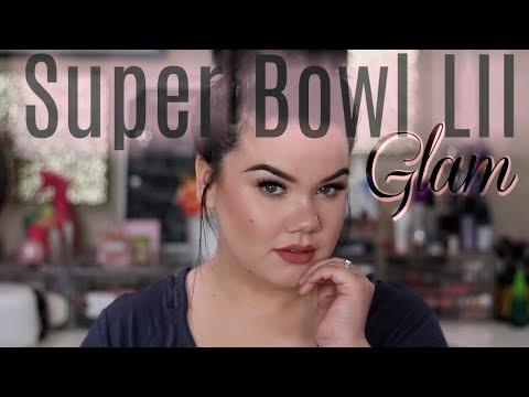 Super Bowl LII Glam