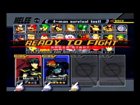 Super Smash Bros Melee - SSKR Gaming VS TheAwesomeShow9821 (Pt-1)