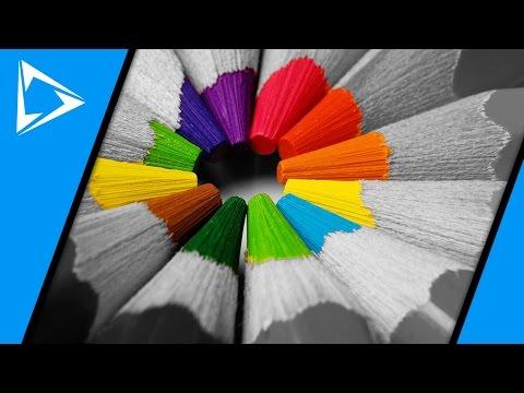 Color Splash Effect in Photoshop