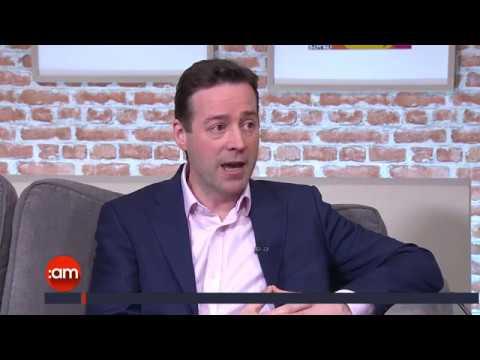 Ireland AM - 2018 PAYE Tax Interview with Barry Flanagan