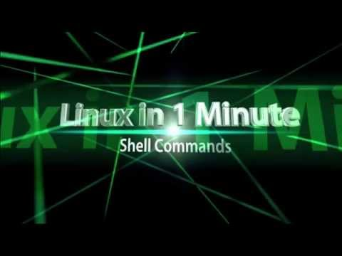 20 - Linux in 1 Minute - Space Used in Directory - du