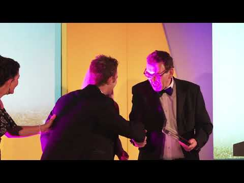 When Window Ware won the SME Bedfordshire Business Service Excellence Award 2018