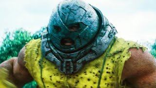Juggernaut Vs Colossus - Fight Scene   Deadpool 2 (2018) Blu-Ray 4K