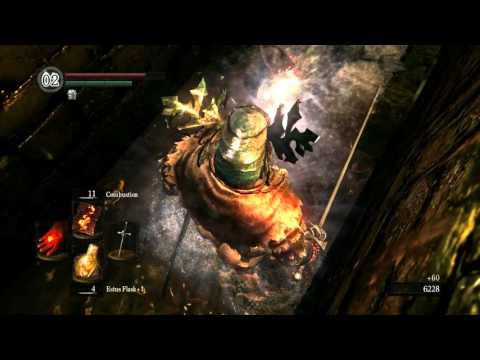 Cheesy Play's - Dark Souls Part 7