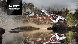 WRC - YPF Rally Argentina 2018: Review Clip