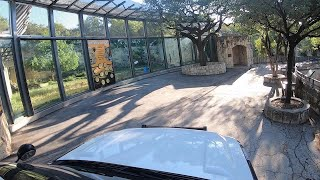 Social distancing at San Antonio Zoo: How the new drive-thru experience works