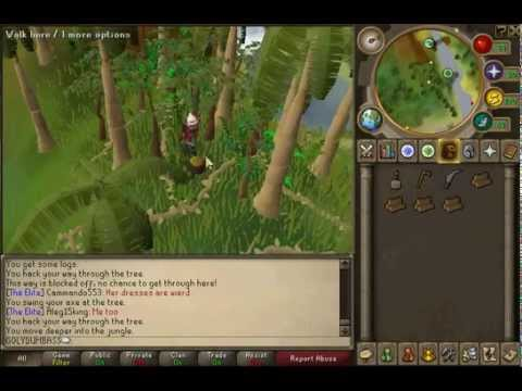How to get a red gecko - runescape