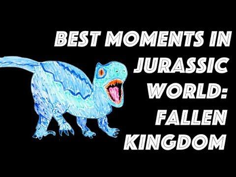 Best Moments In Jurassic World: Fallen Kingdom (SPOILERS)