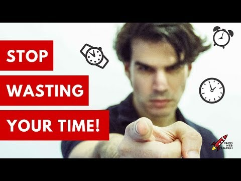 11 Ways to Stop Wasting Time (Start Today!)