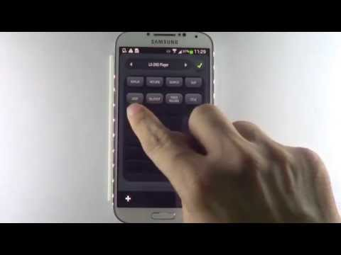 Smart IR Remote for Galaxy S4