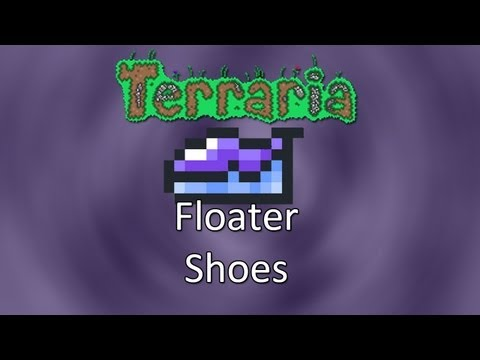Terraria: Reborn Mod — Floater Shoes!